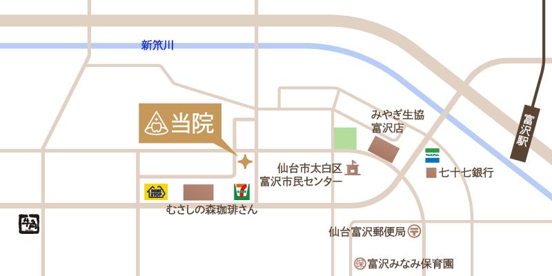 宮城県仙台市太白区富沢字舘67-1